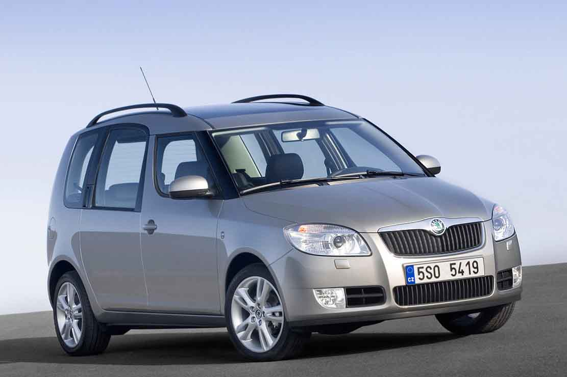 2009 skoda roomster pictures information and specs auto. Black Bedroom Furniture Sets. Home Design Ideas