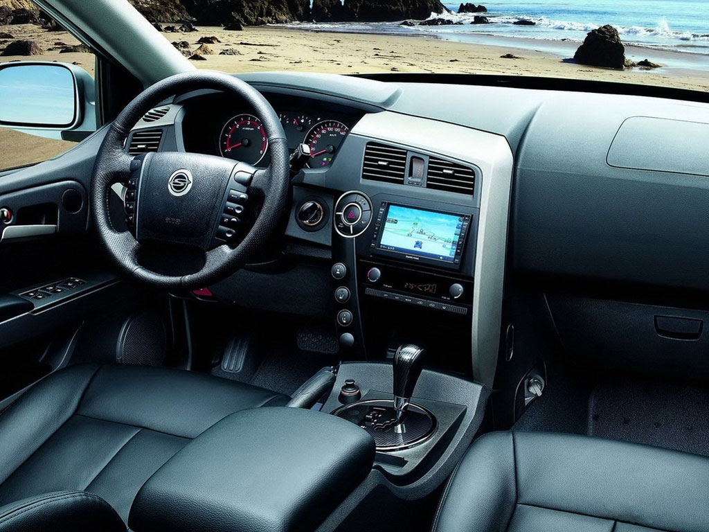 Pictures of ssangyong actyon sports 2012