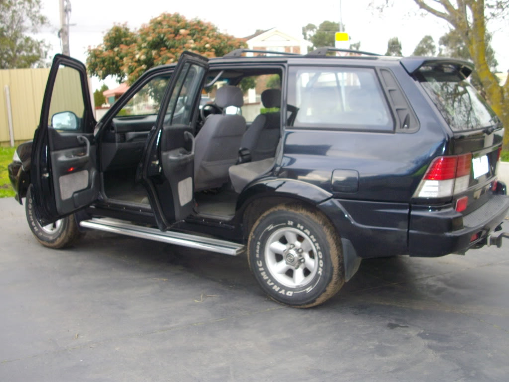 1997 Ssangyong Musso Fj Pictures Information And Specs Auto Database Com