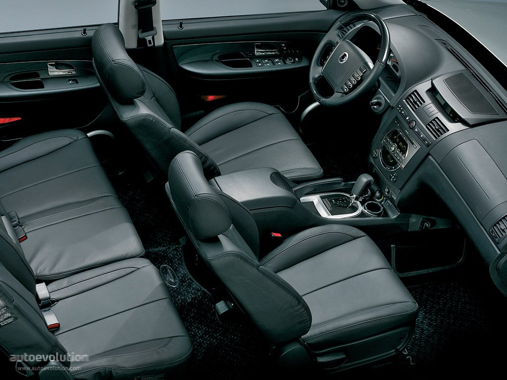 Pictures of ssangyong rexton ii 2009