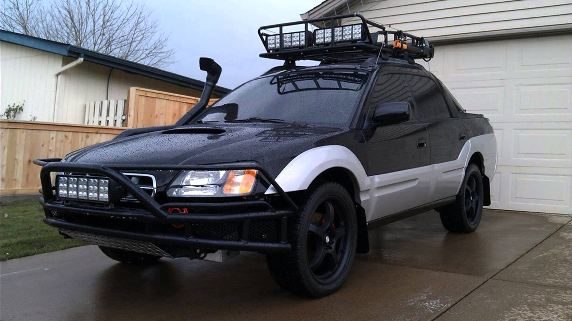 subaru baja pictures information and specs auto. Black Bedroom Furniture Sets. Home Design Ideas