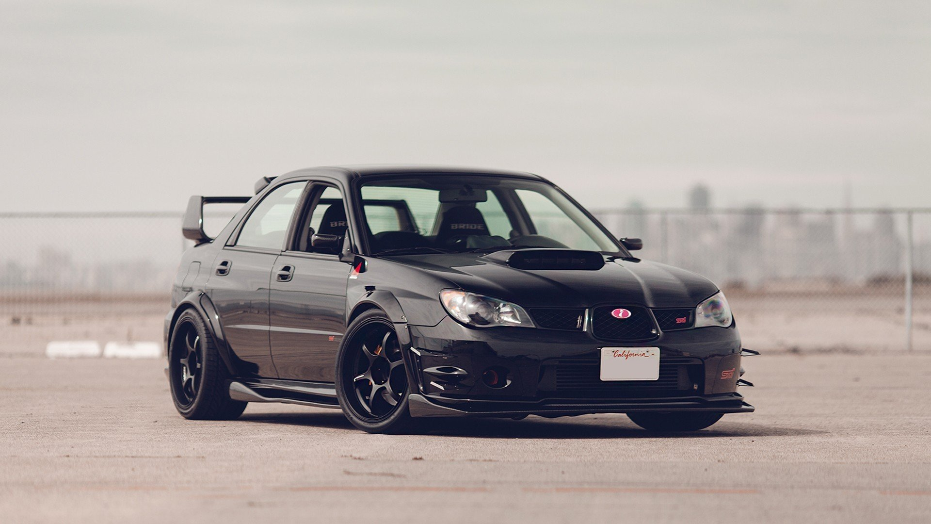 Pictures of subaru impreza #12
