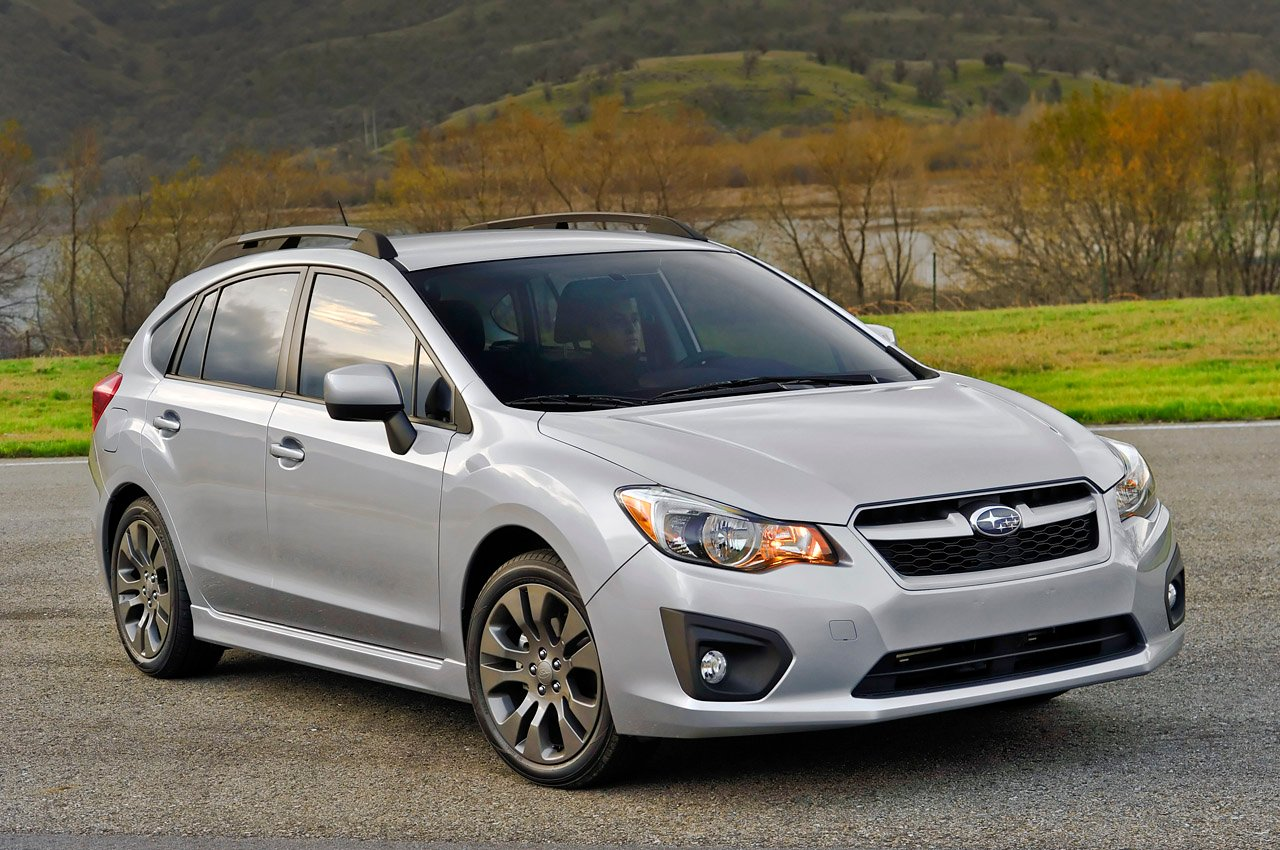 Pictures of subaru impreza iv hatchback 2016 #9