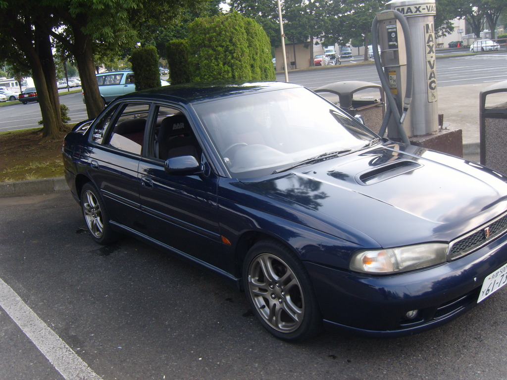 Pictures of subaru legacy 2 1994