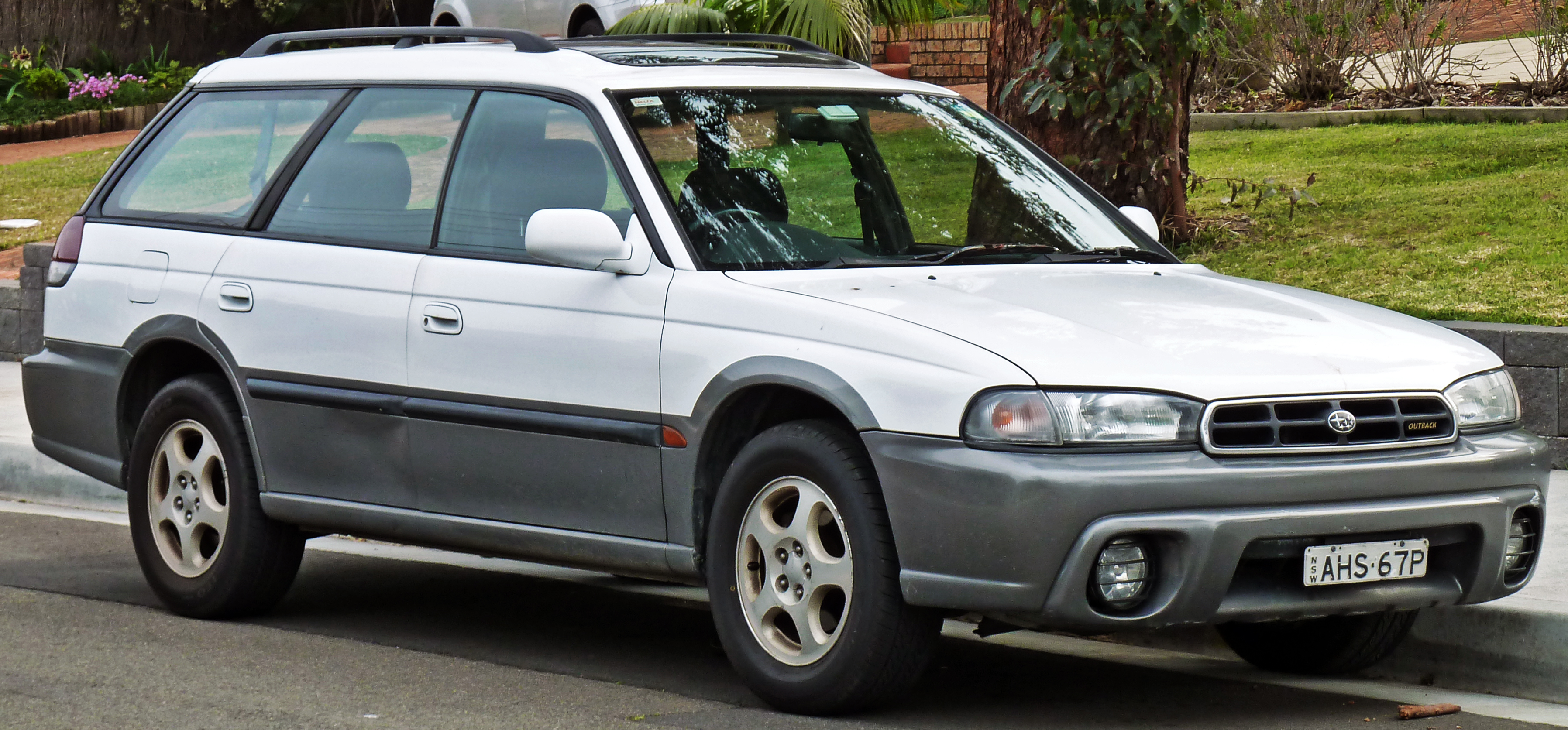 Pictures of subaru legacy 2 1996
