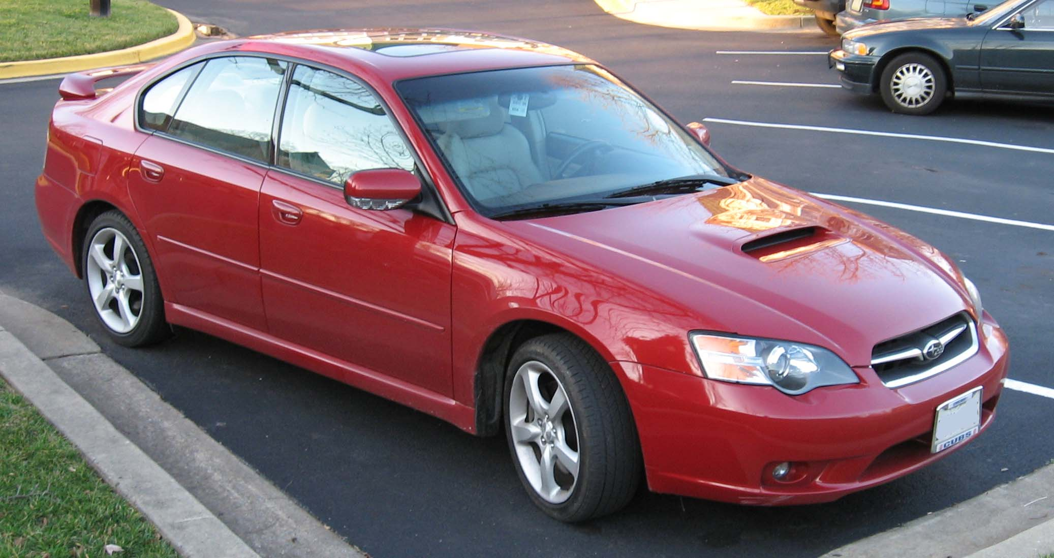 Pictures of subaru legacy 3 2001