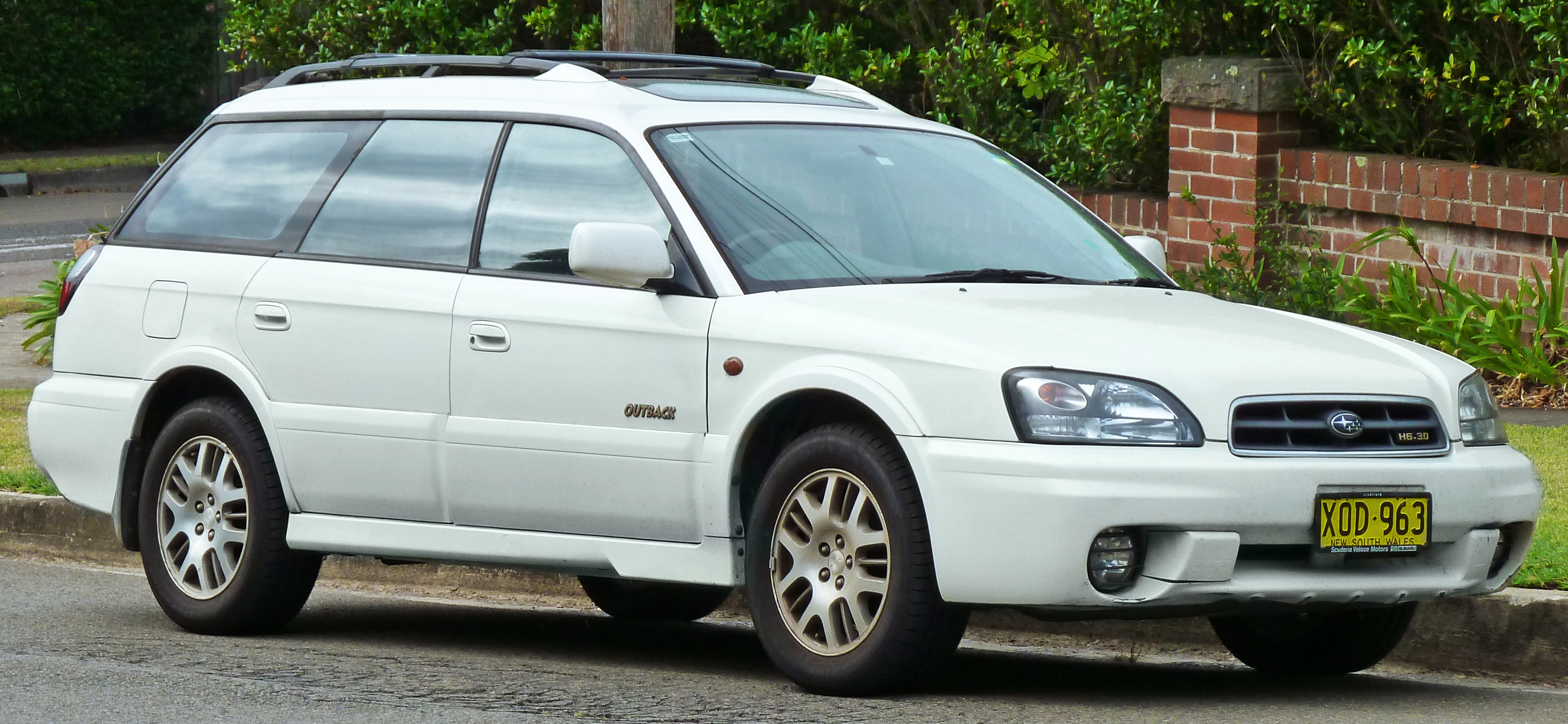 Pictures of subaru legacy 3 2003