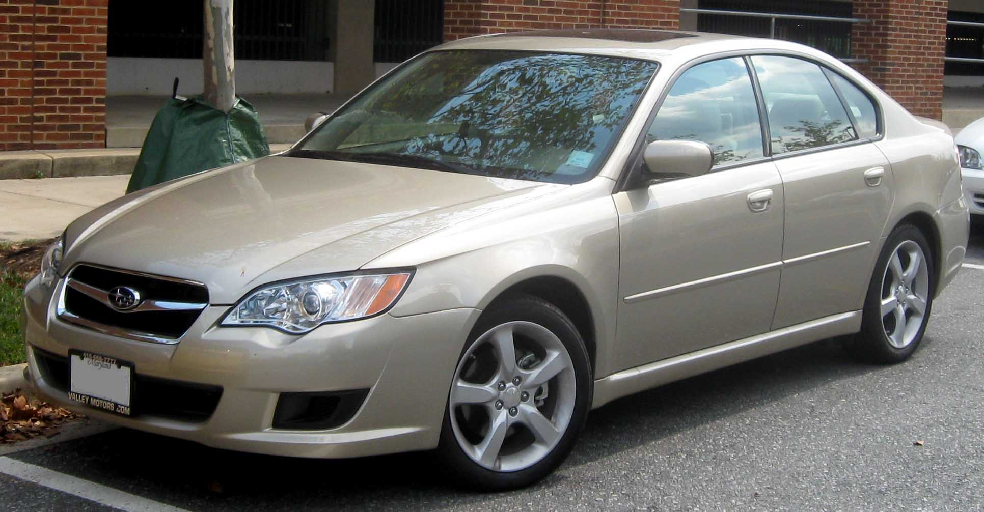 Pictures of subaru legacy iv 2003
