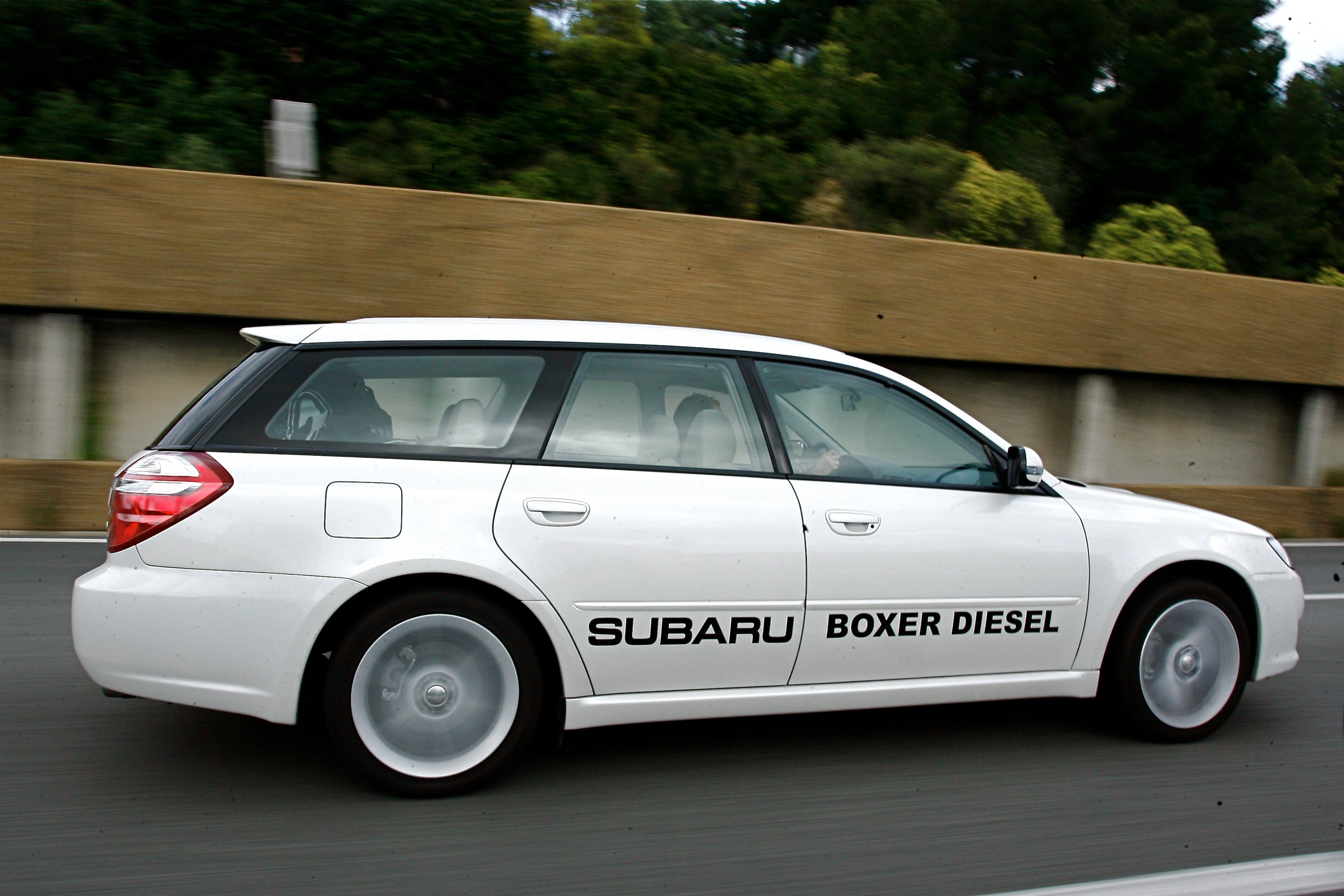 Pictures of subaru legacy iv sw 2007 #6