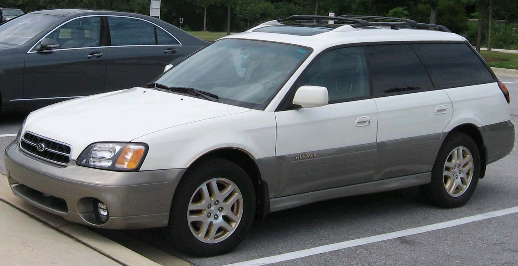 Pictures of subaru legacy iv sw 2007