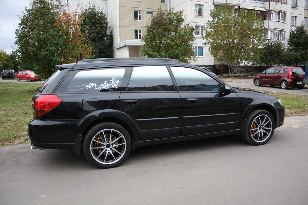 Pictures of subaru legacy outback iii 2005
