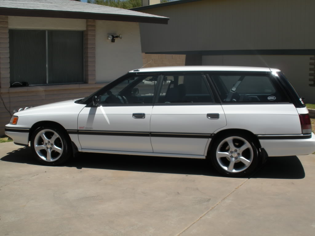 Pictures of subaru legacy wagon 1991