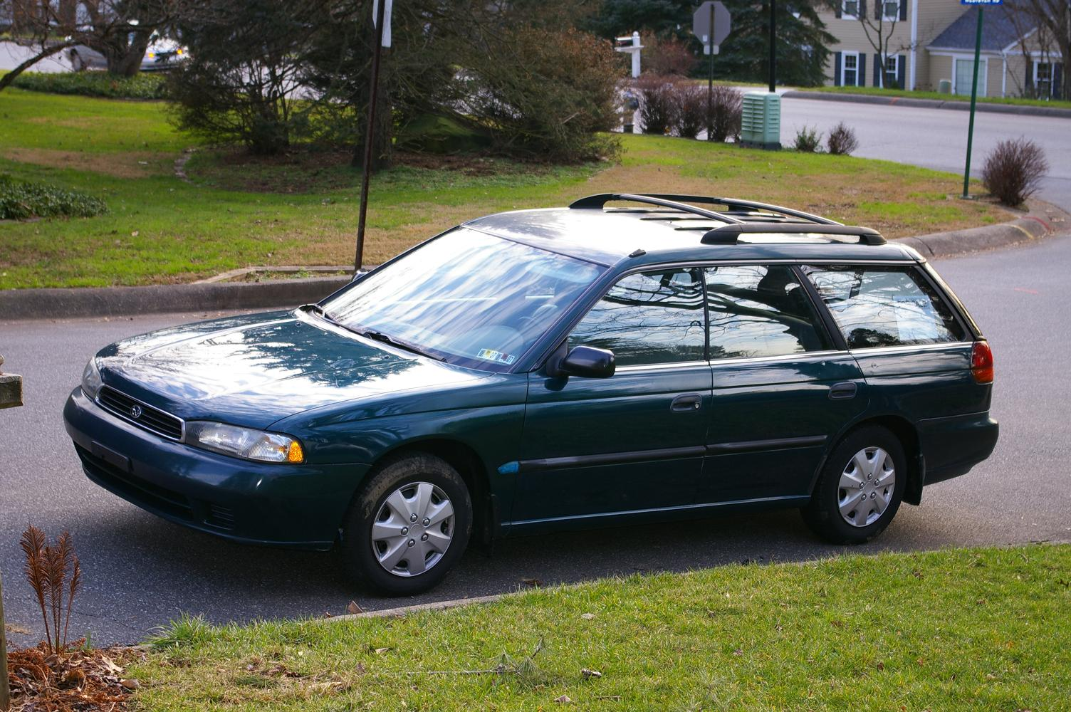 Pictures of subaru legacy wagon 2 1998 #7