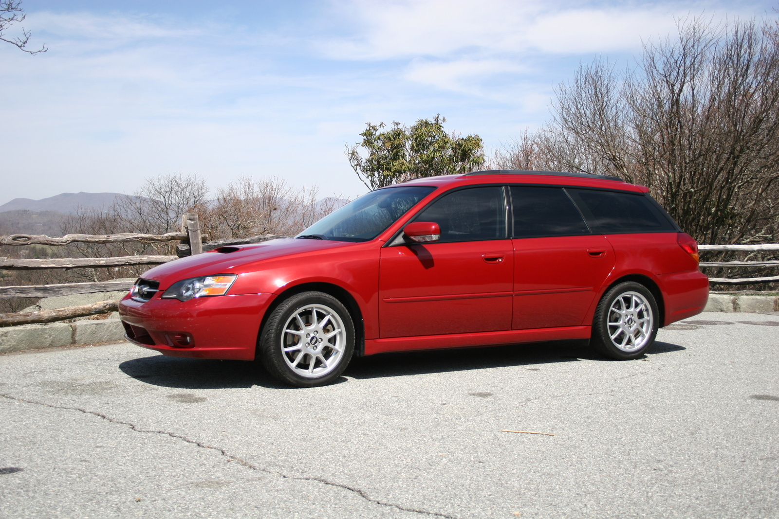 Pictures of subaru legacy wagon 2 1998 #15