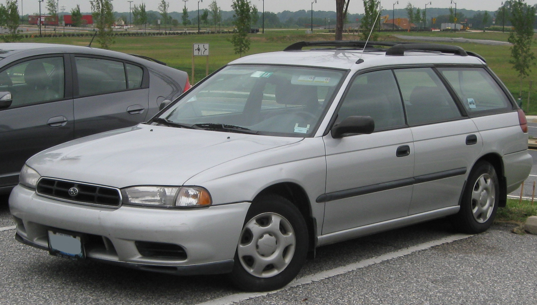 Pictures of subaru legacy wagon 3 1998