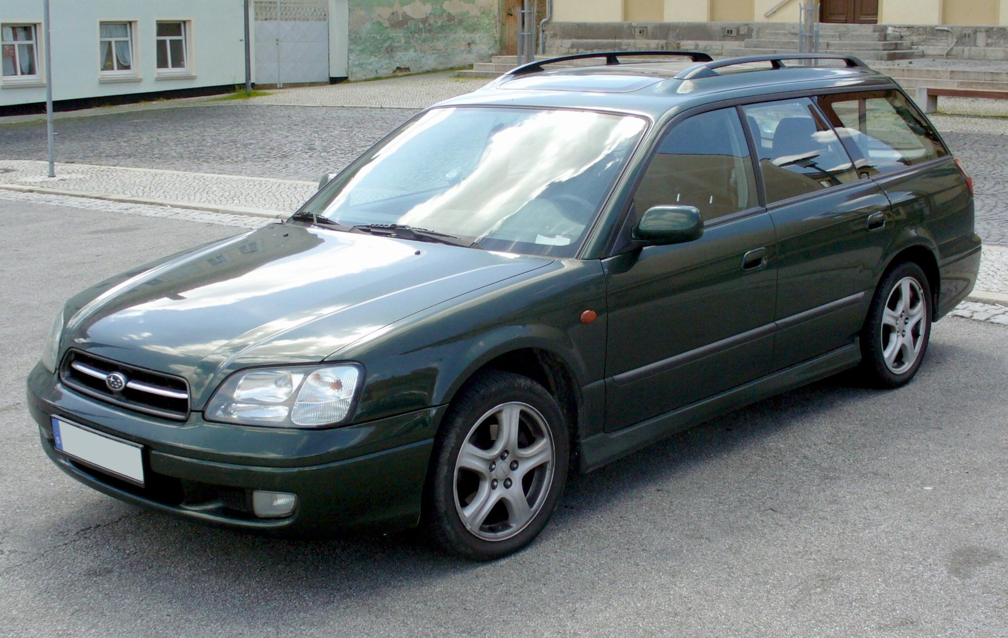 Pictures of subaru legacy wagon 3 2000 #11