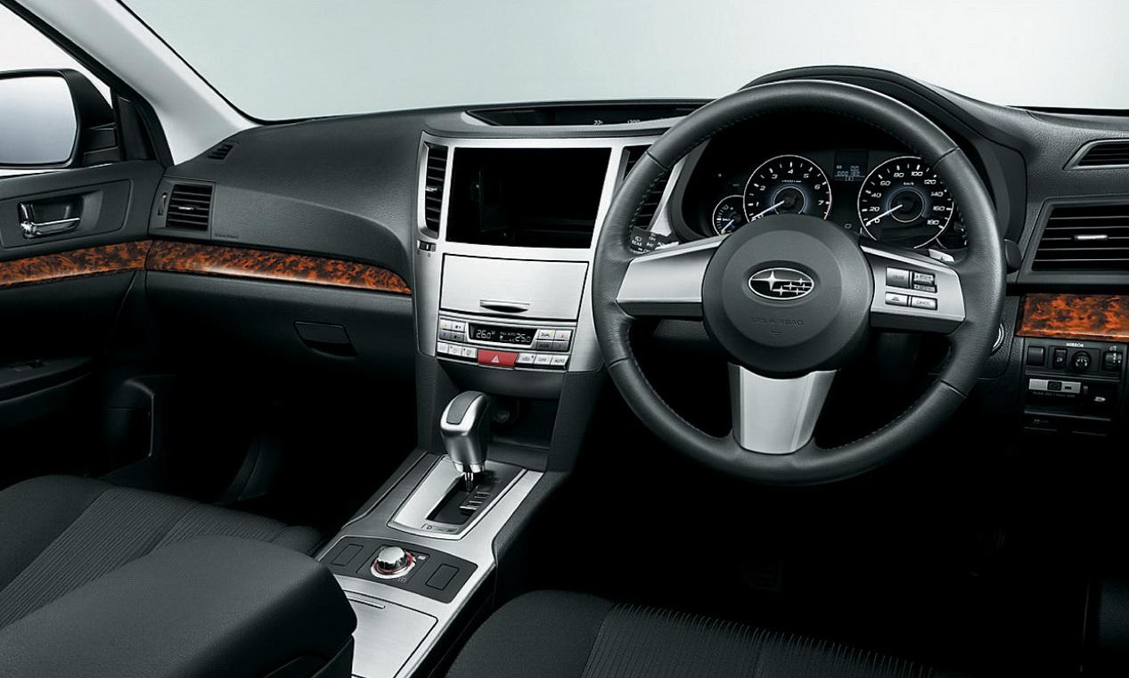 Pictures of subaru legacy wagon v 2010 #7