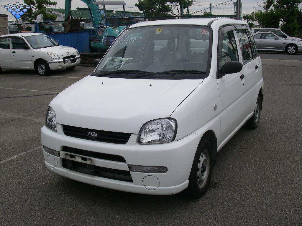Pictures of subaru pleo