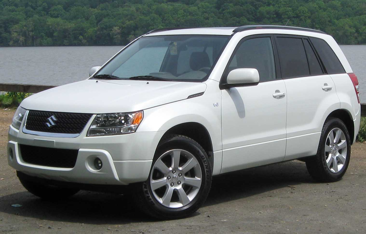 Pictures of suzuki grand vitara