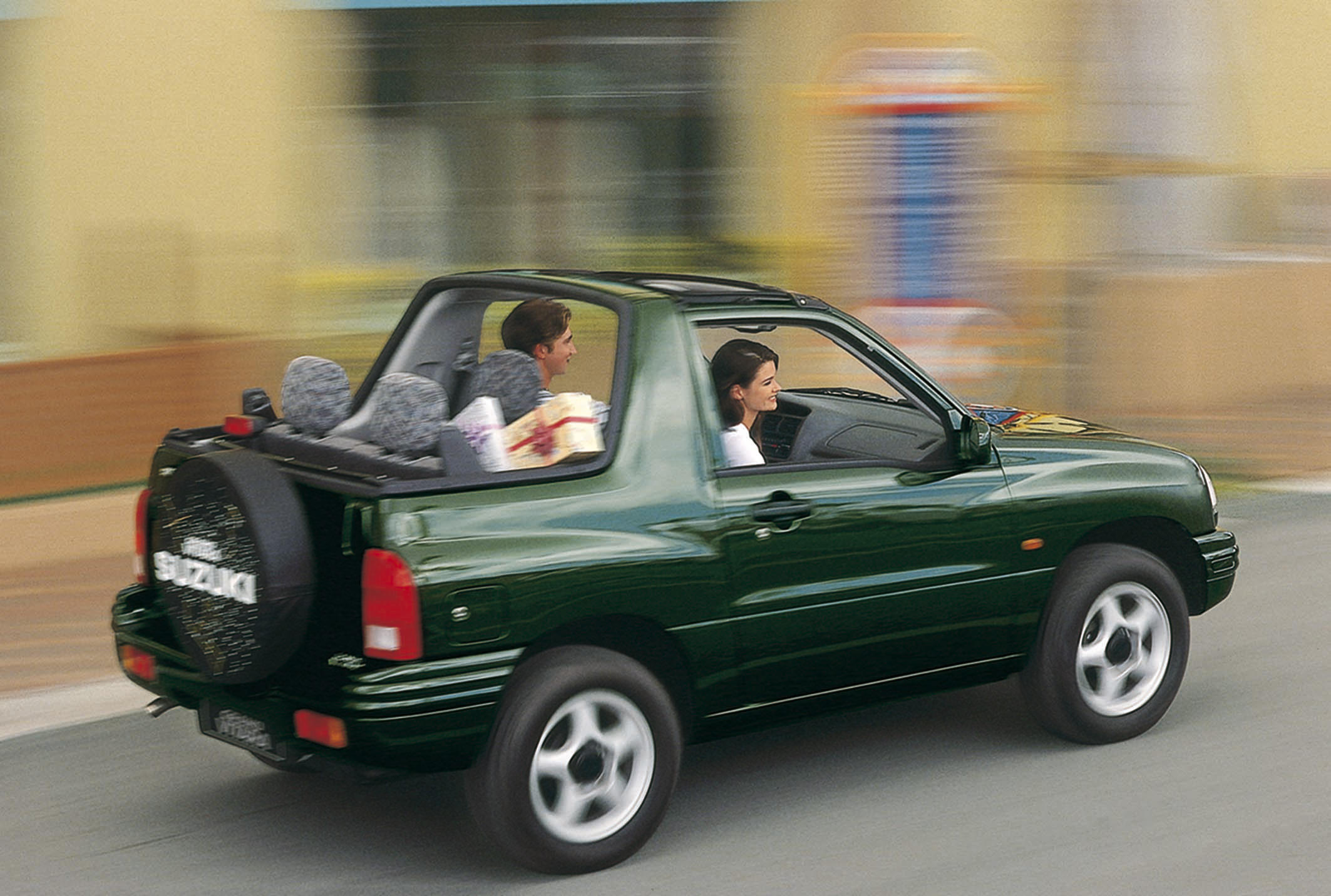 Pictures of suzuki grand vitara (ft,gt) 1999