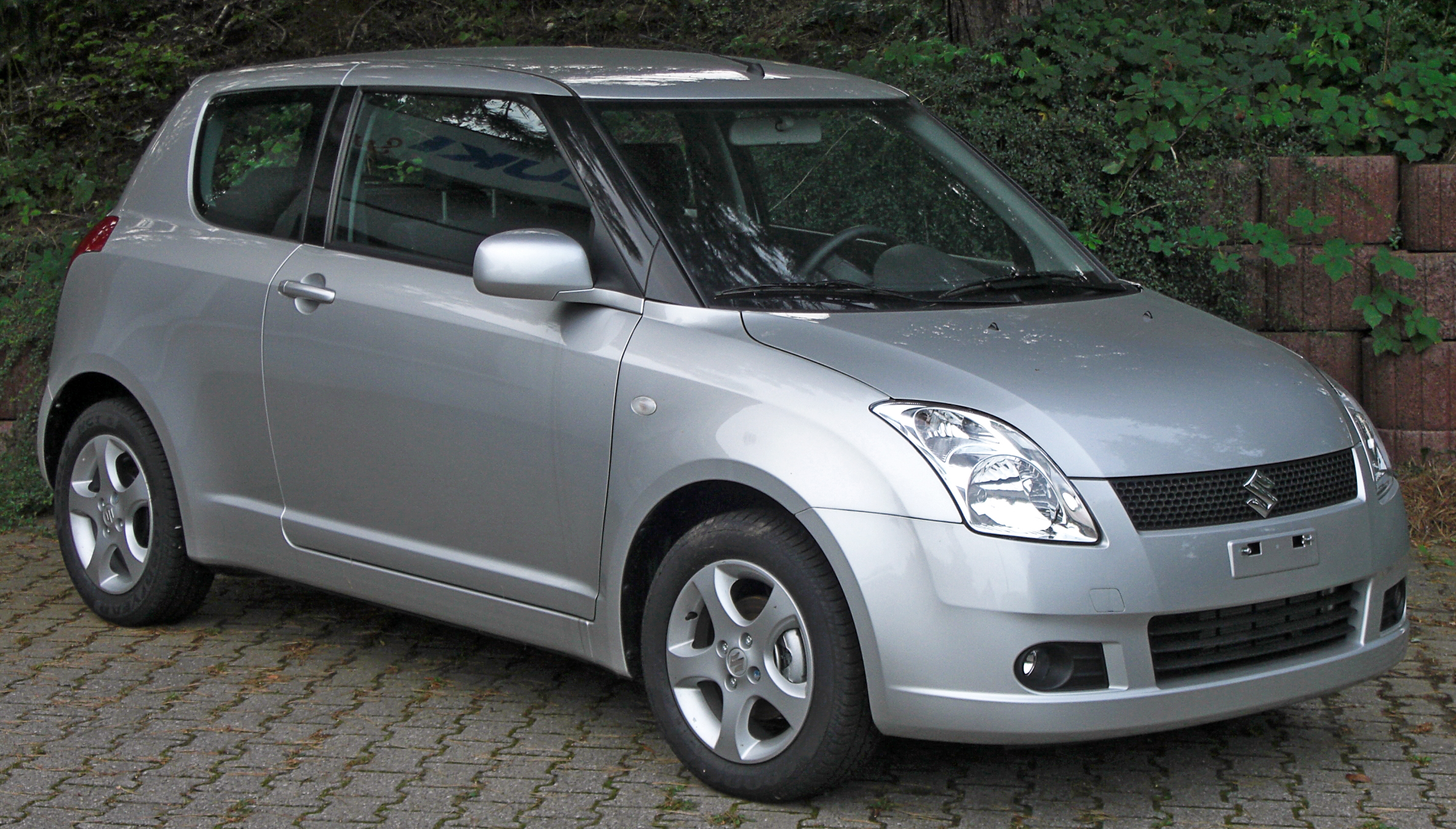 2007 suzuki swift iv pictures information and specs auto. Black Bedroom Furniture Sets. Home Design Ideas