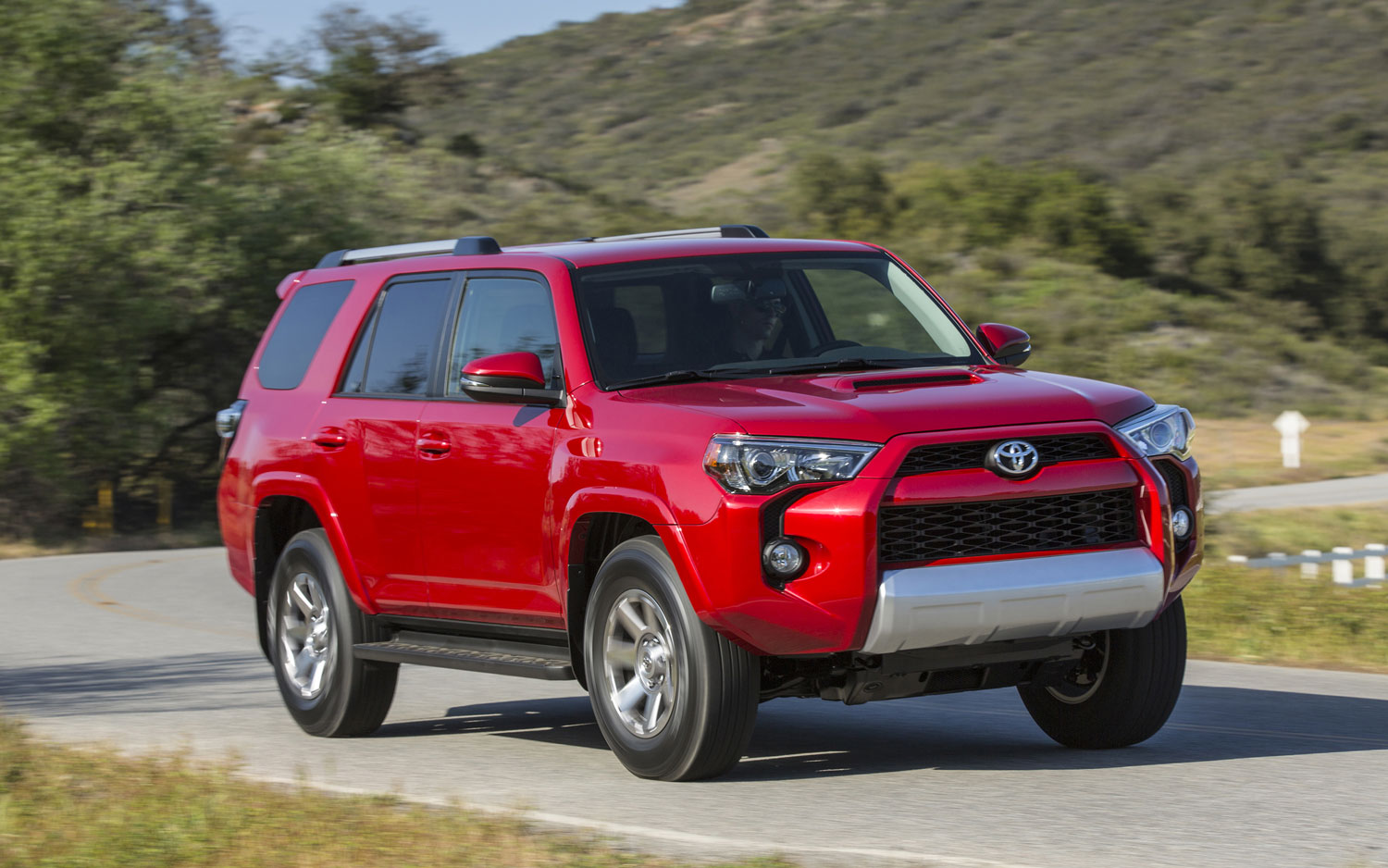 Pictures of toyota 4runner iv 2014