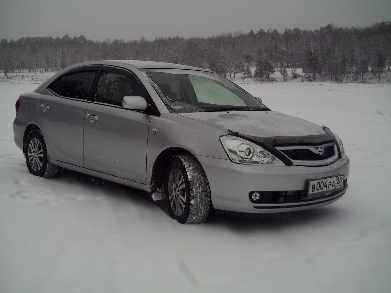 2005 Toyota Allion – pictures, information and specs ...