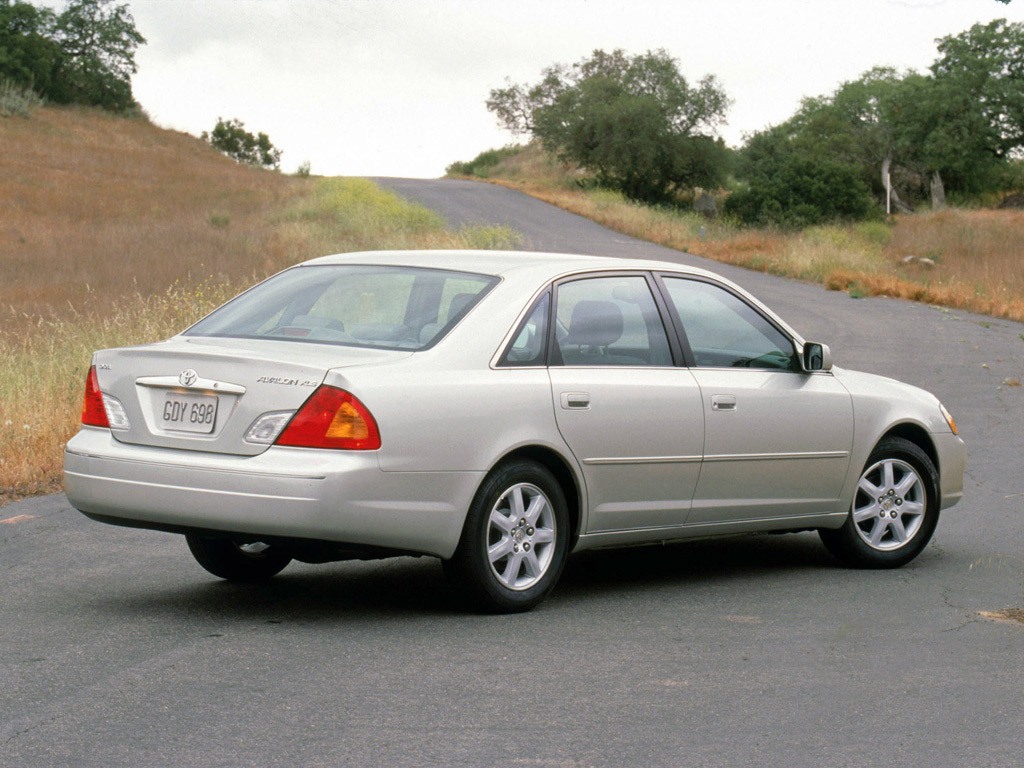 2003 toyota avalon ii pictures information and specs. Black Bedroom Furniture Sets. Home Design Ideas