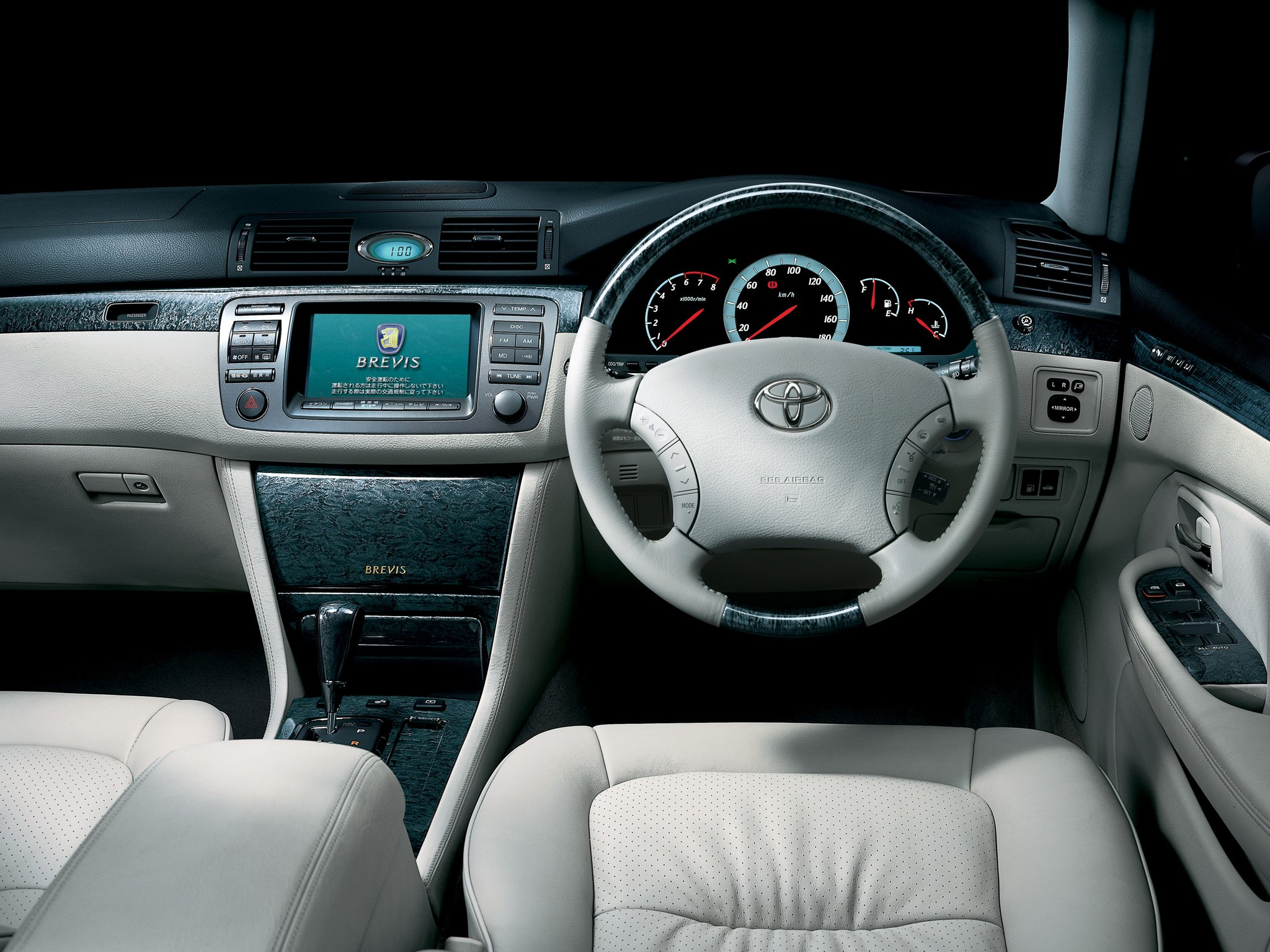 Toyota Brevis   pictures, information and specs - Auto-Database.com