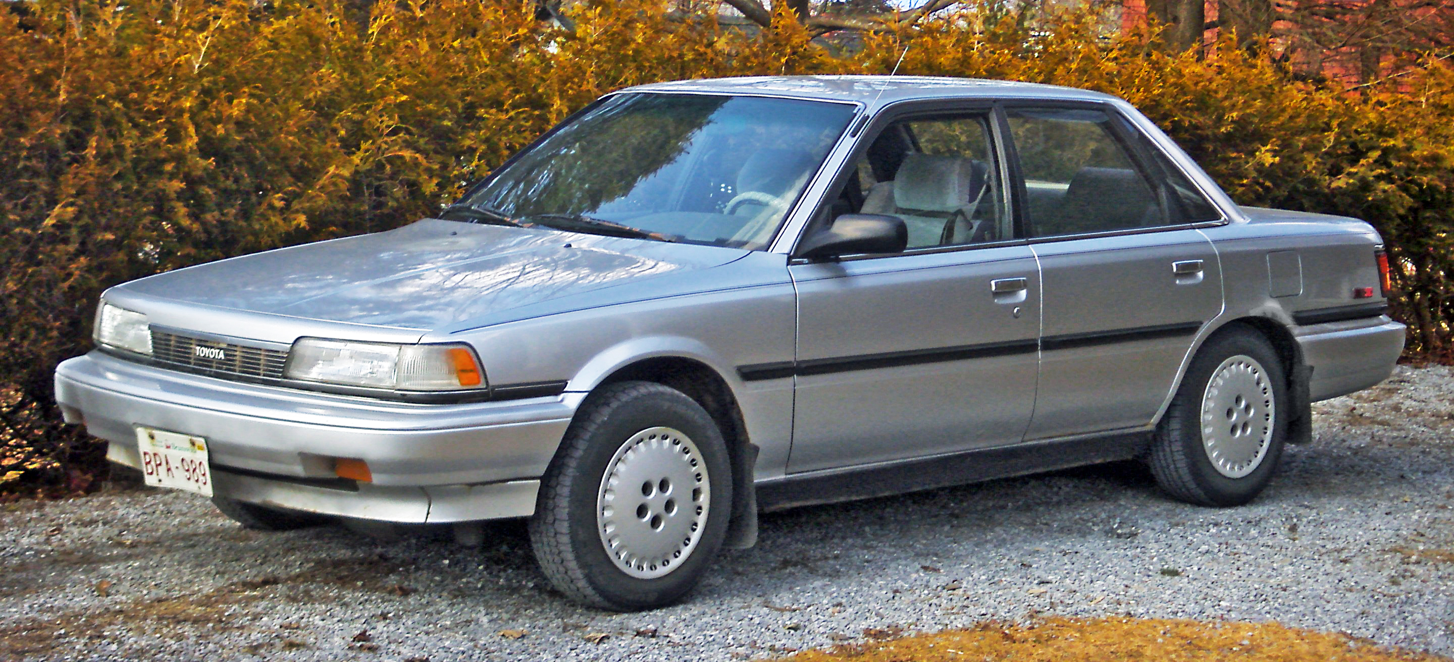 1990 Toyota Camry Fuse Box Wiring Library Mark 2 Carina Ii Stuf T17 Pictures Information And Specs