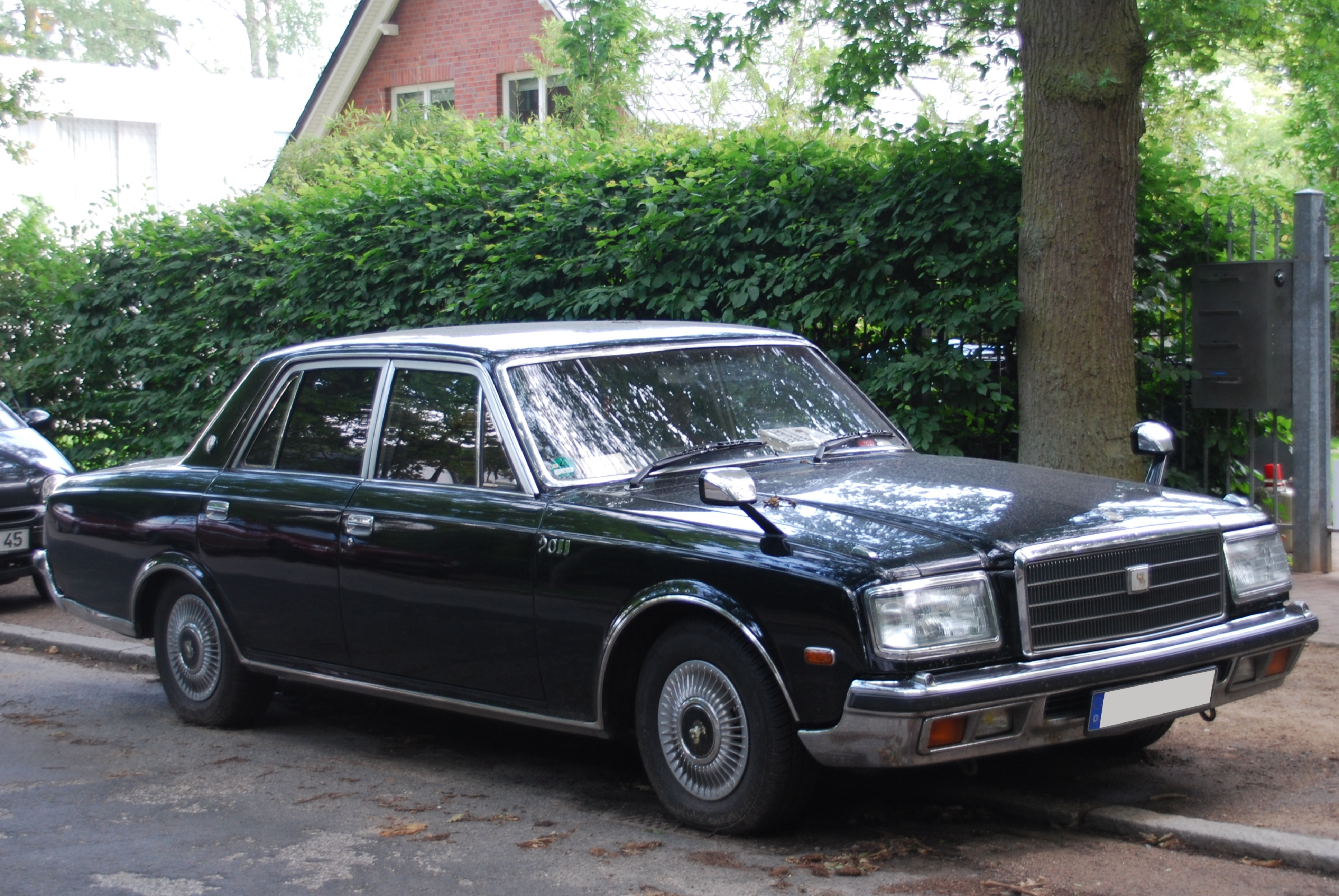 Pictures of toyota century (vg20/vg45) 1991