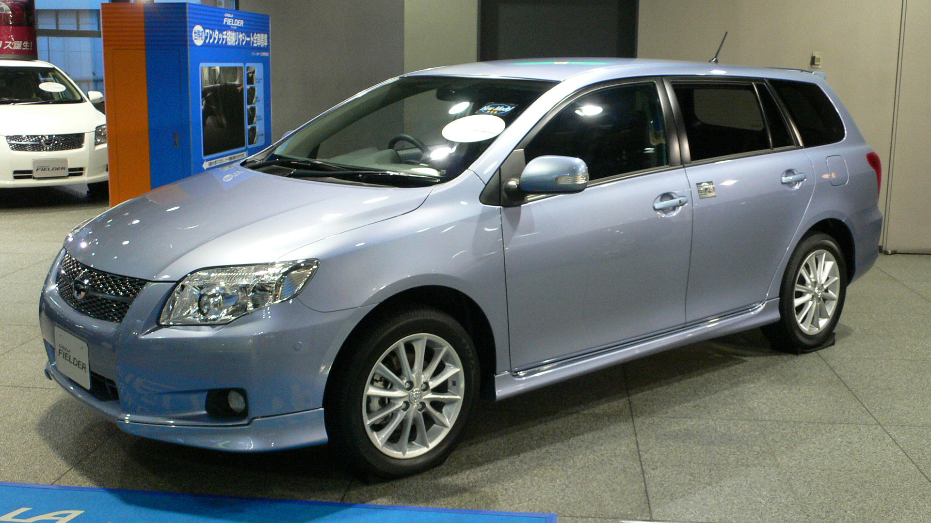 Pictures of toyota corolla (300n/mc) 2010