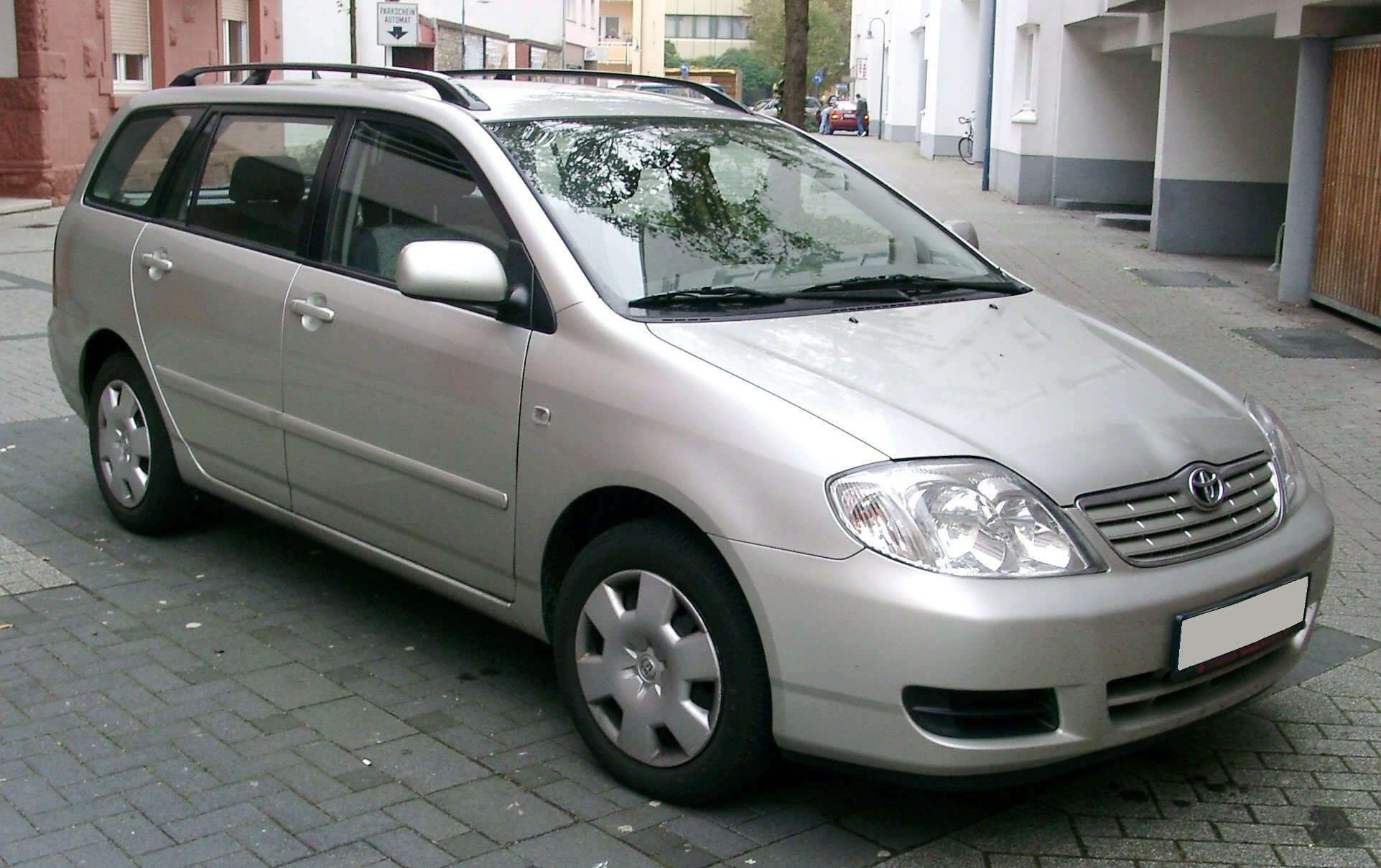 2002 toyota corolla hatchback e12 pictures information and specs auto. Black Bedroom Furniture Sets. Home Design Ideas