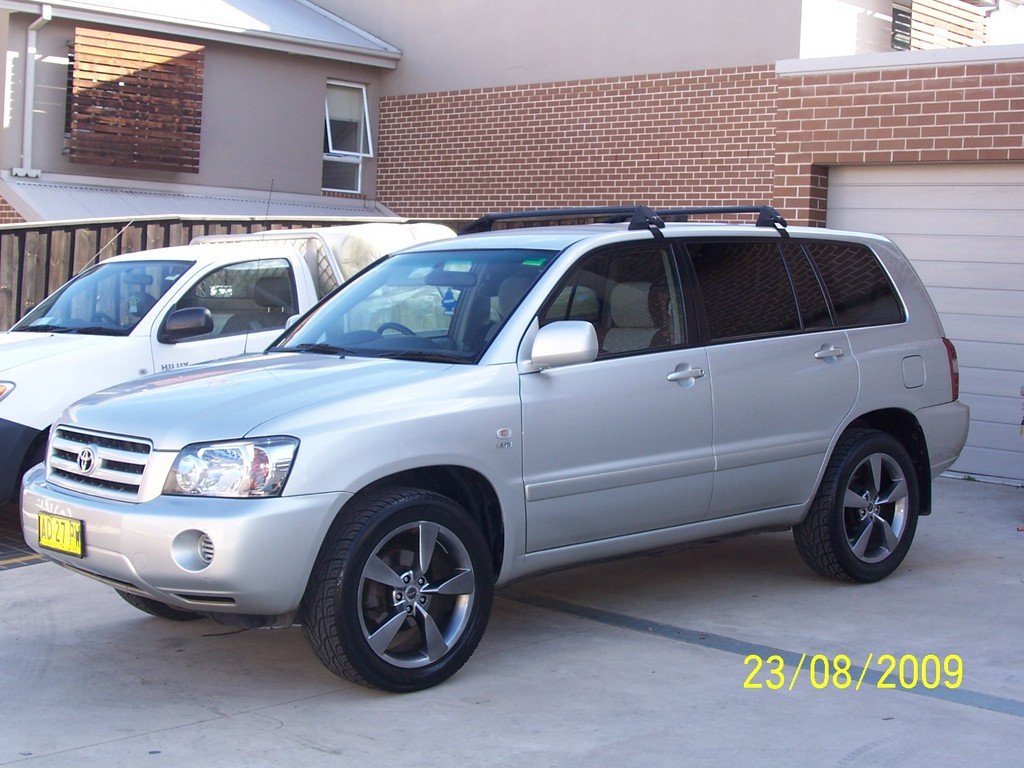 Pictures of toyota highlander 2005 #5