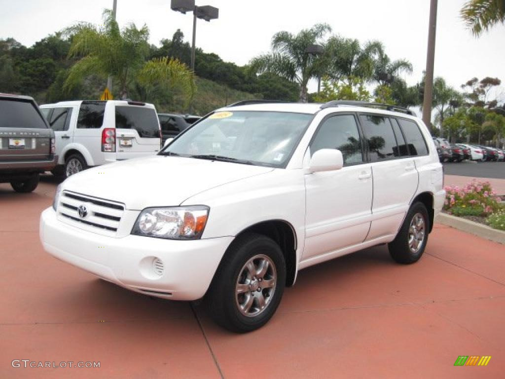 Pictures of toyota highlander 2005 #13
