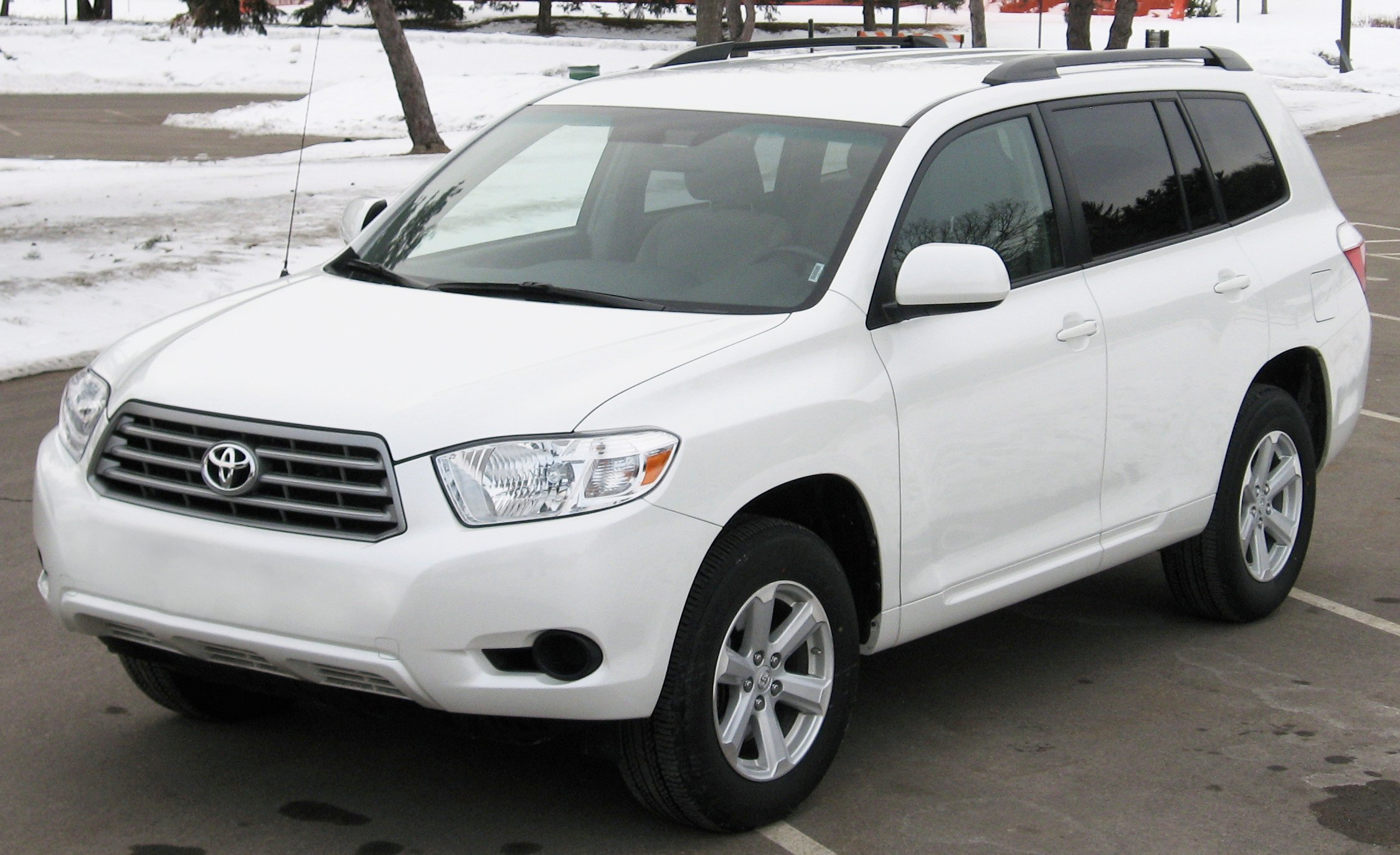 2010 toyota highlander ii pictures information and specs auto. Black Bedroom Furniture Sets. Home Design Ideas