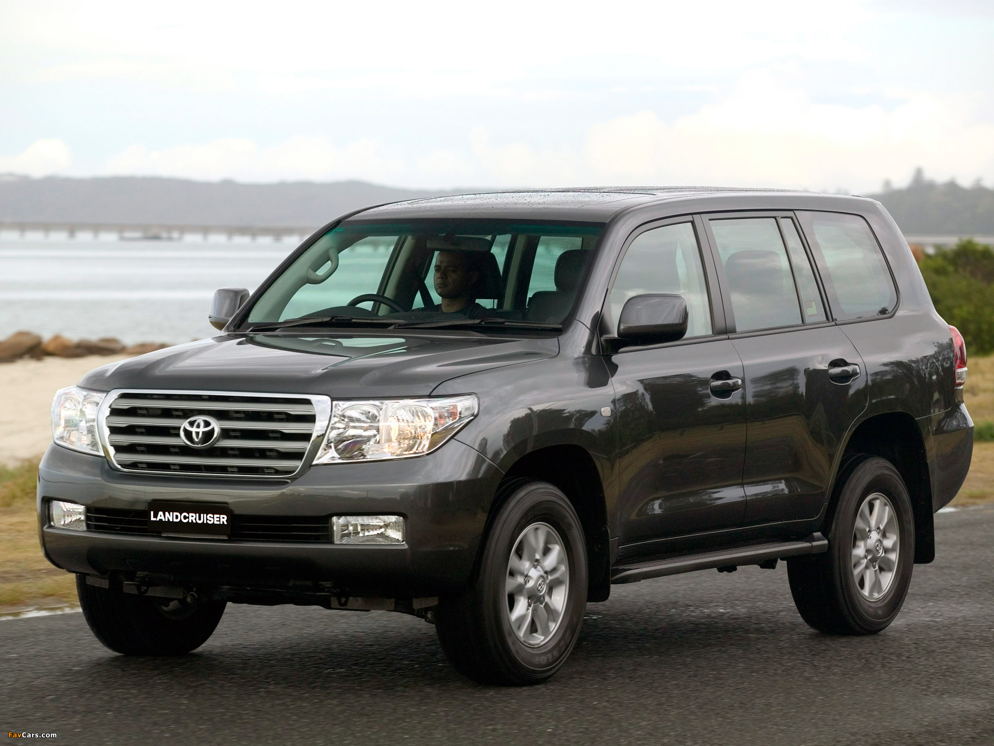 pictures of toyota land cruiser 200 2007 auto. Black Bedroom Furniture Sets. Home Design Ideas