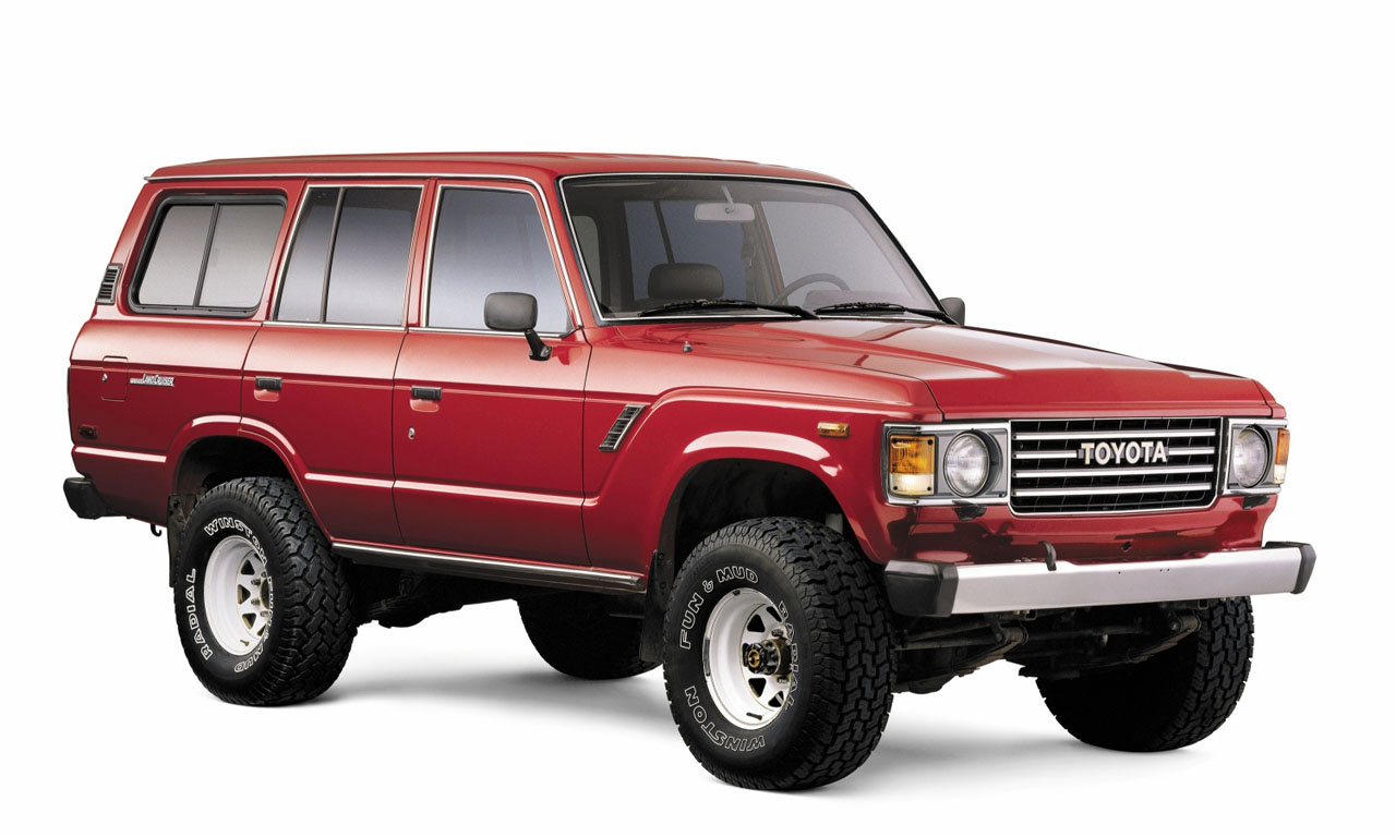 Pictures of toyota land cruiser (j7) 1990 #15