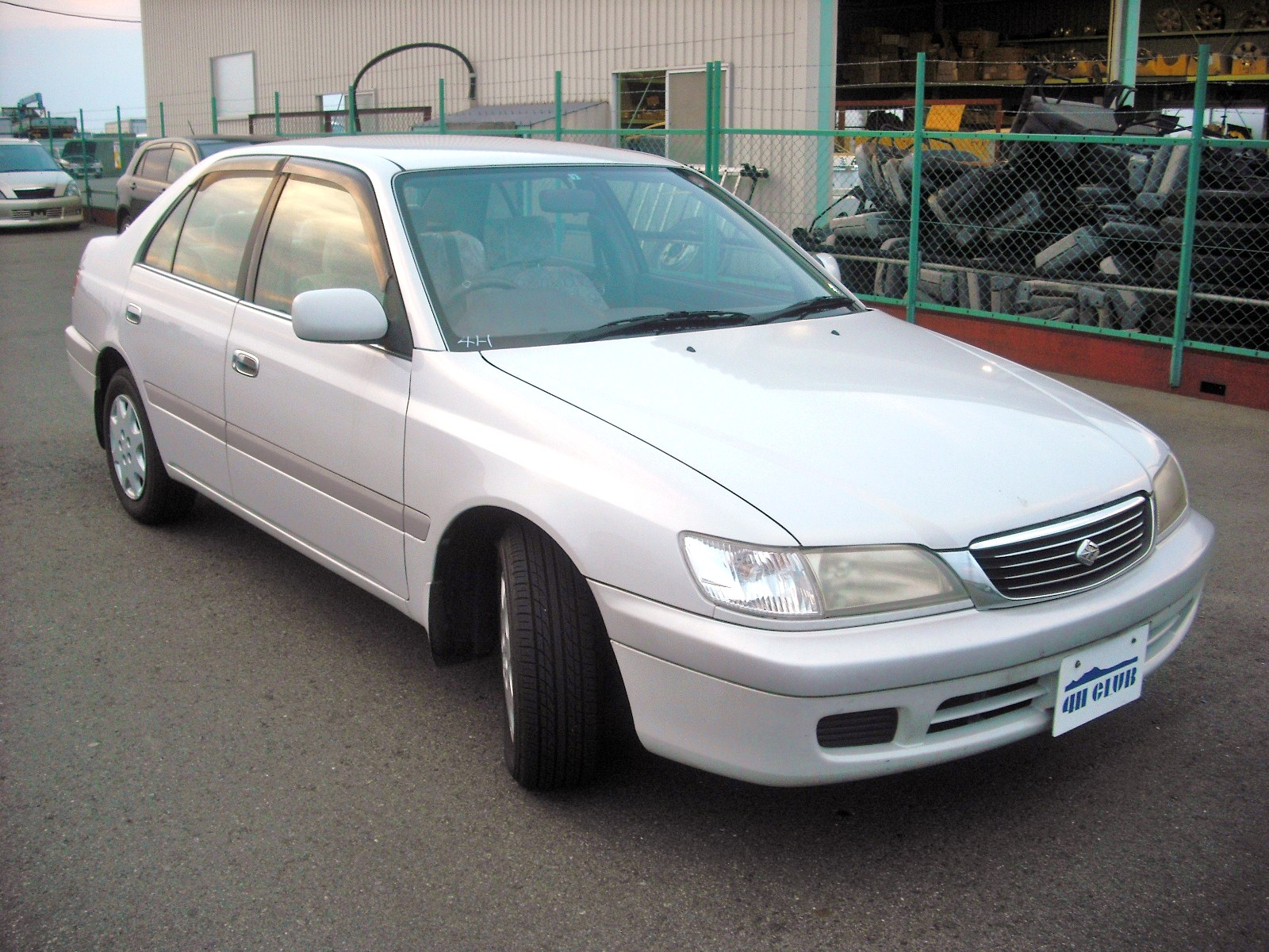 2001 Toyota Premio Pictures Information And Specs Old Of 2