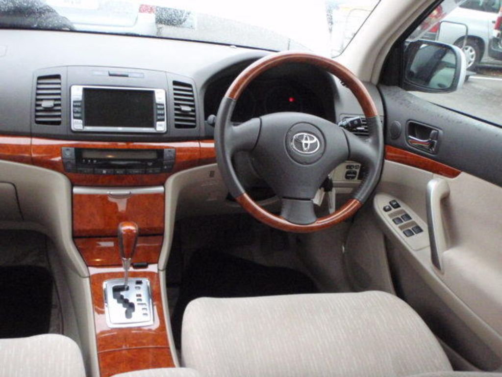 2002 Toyota Premio Pictures Information And Specs