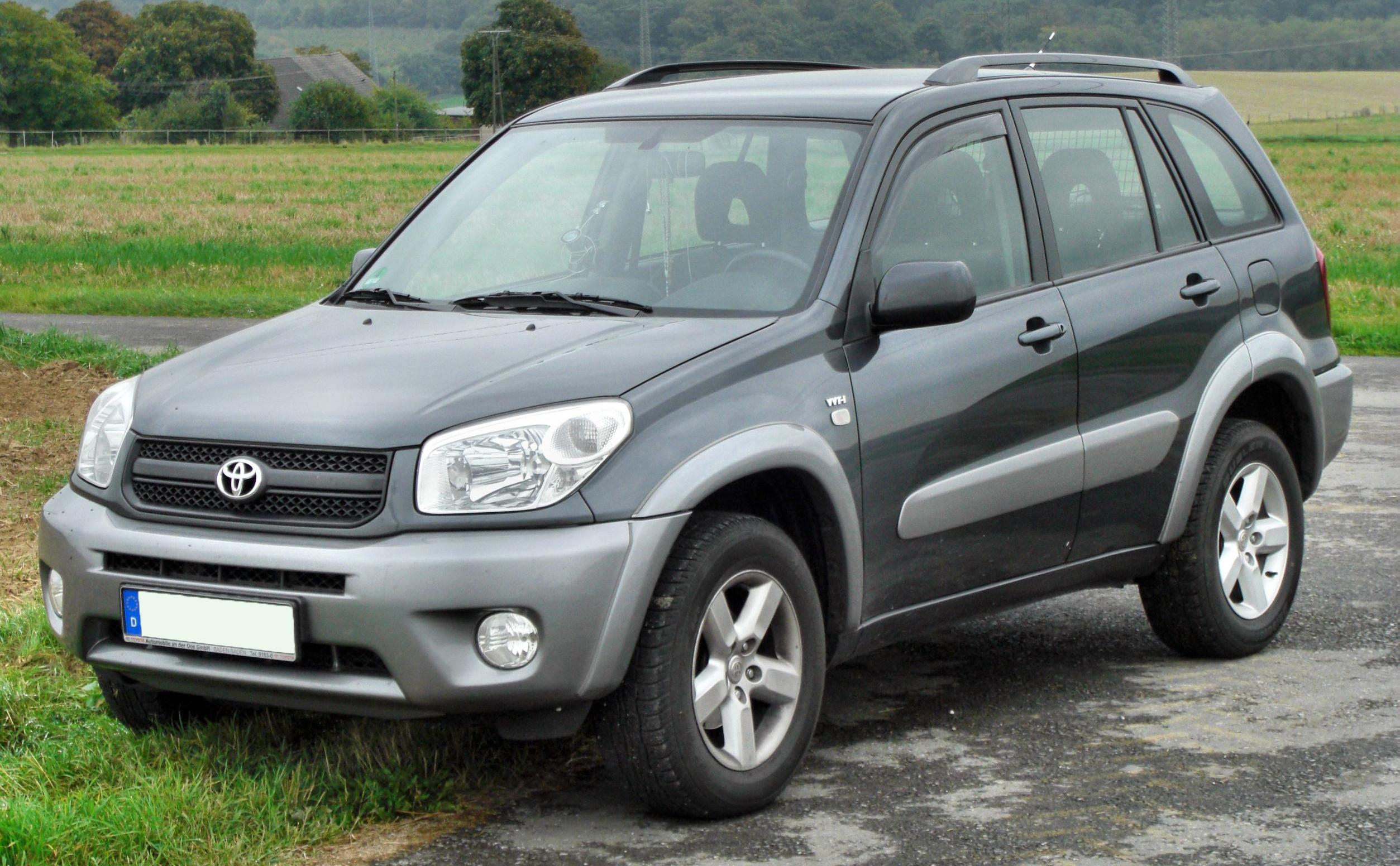 2005 toyota rav 4 ii pictures information and specs. Black Bedroom Furniture Sets. Home Design Ideas