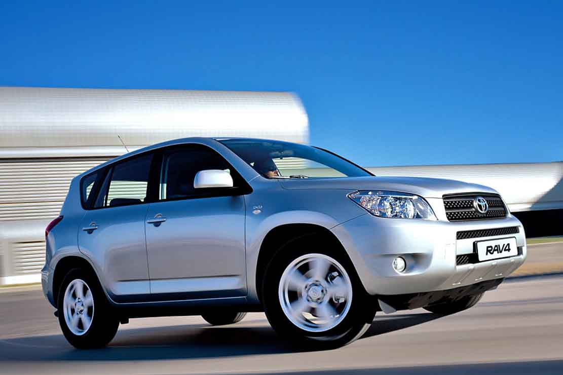 2007 toyota rav4 iii pictures information and specs auto. Black Bedroom Furniture Sets. Home Design Ideas