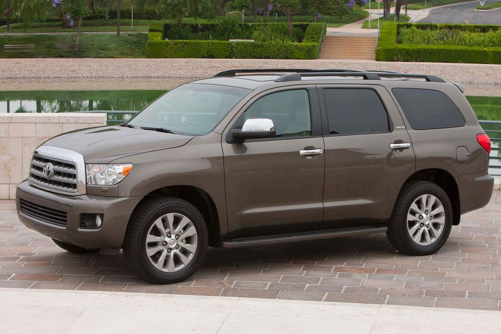 2015 toyota sequoia ii pictures information and specs auto. Black Bedroom Furniture Sets. Home Design Ideas