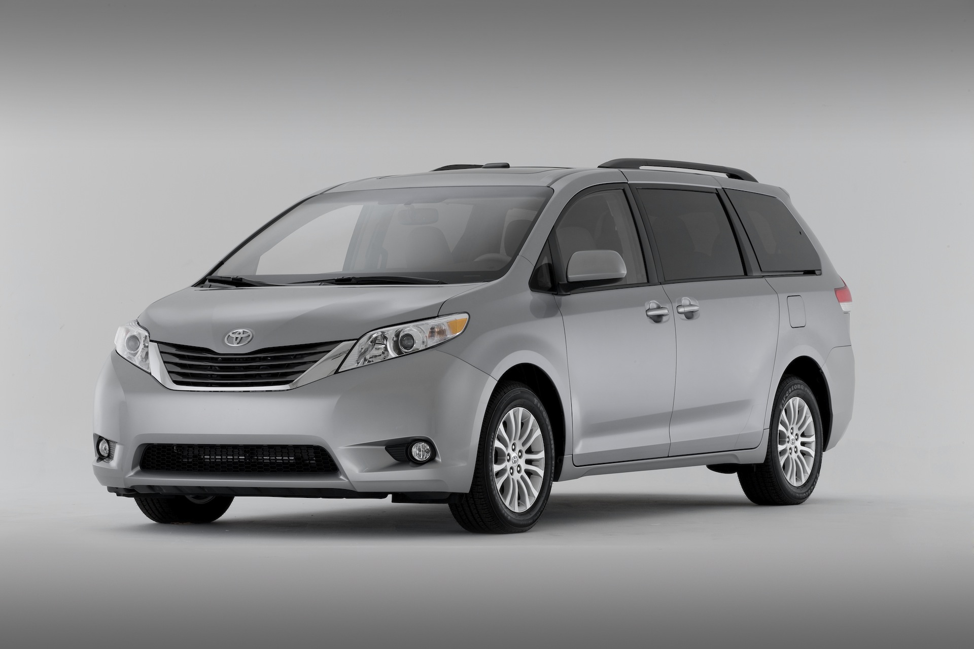 Pictures of toyota sienna #13