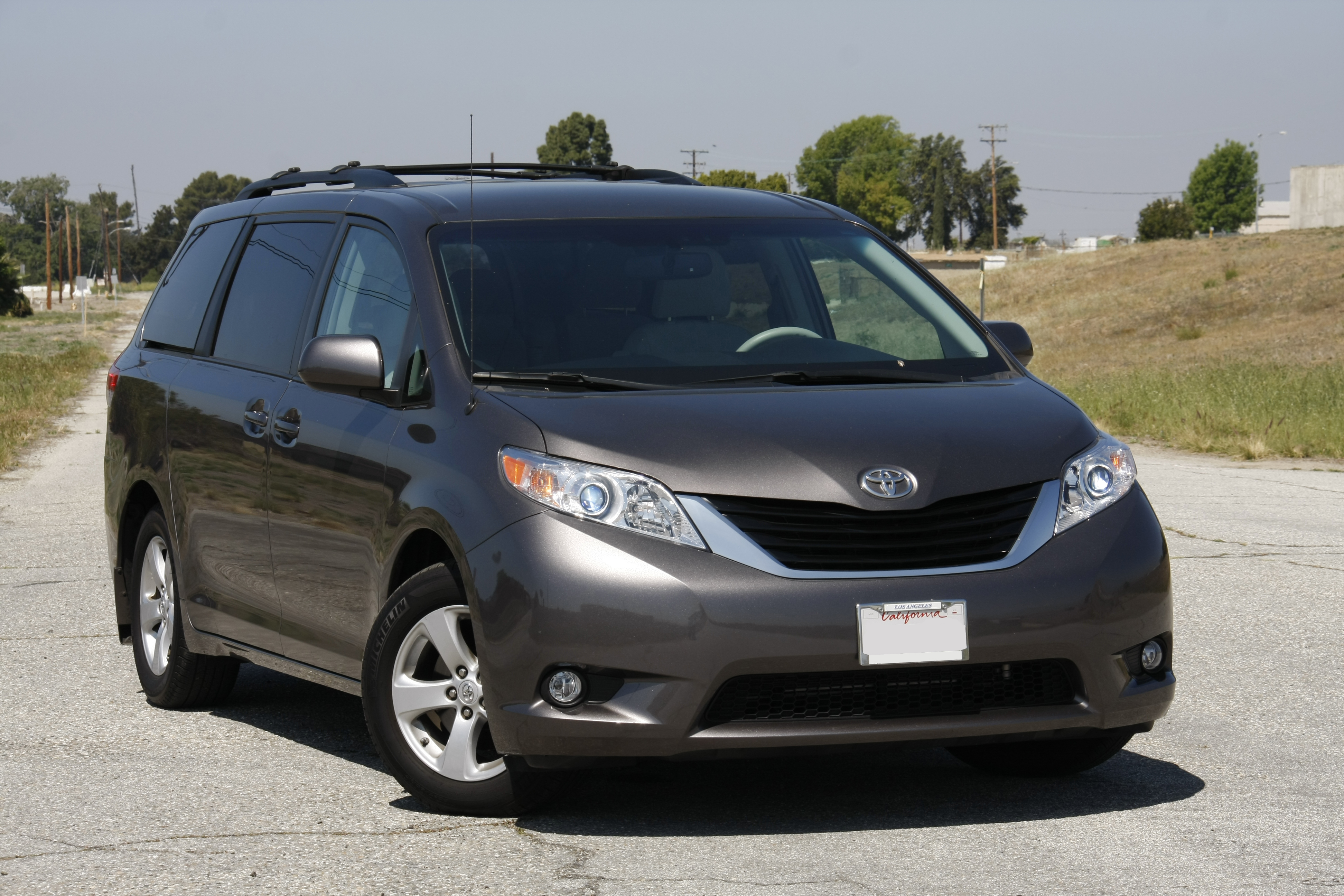 2006 Toyota Sienna ii  pictures information and specs  Auto