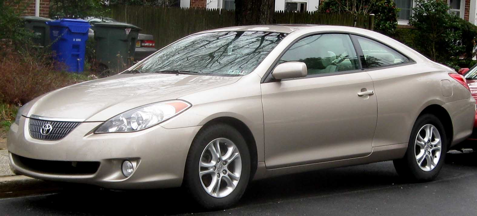 Pictures of toyota solara i coupe 1999 #4