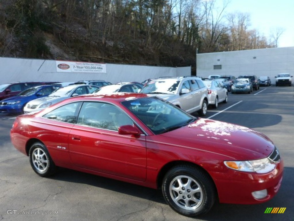 Pictures of toyota solara i coupe 1999 #12