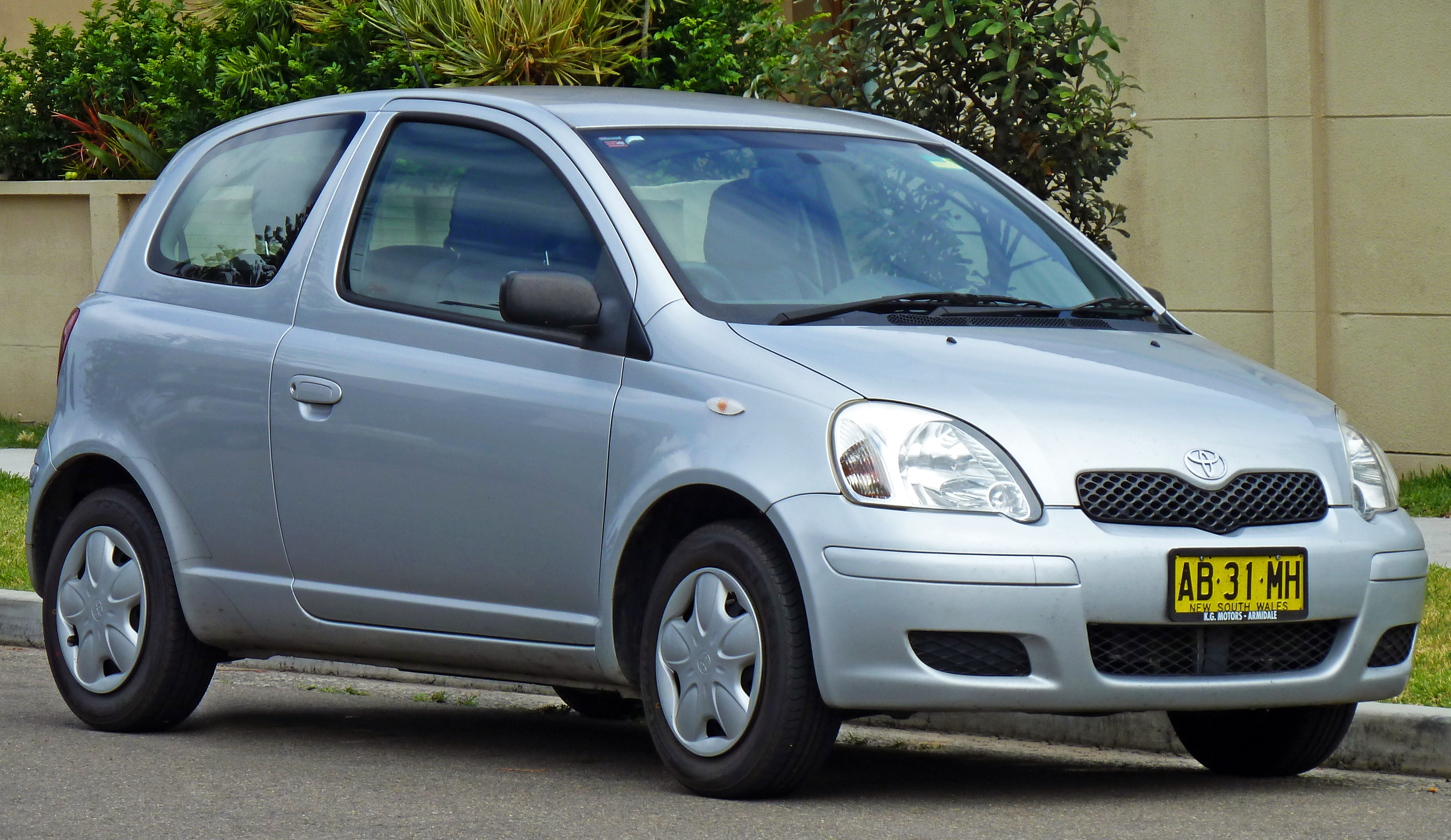 Pictures of toyota yaris (p1) 2003 #13