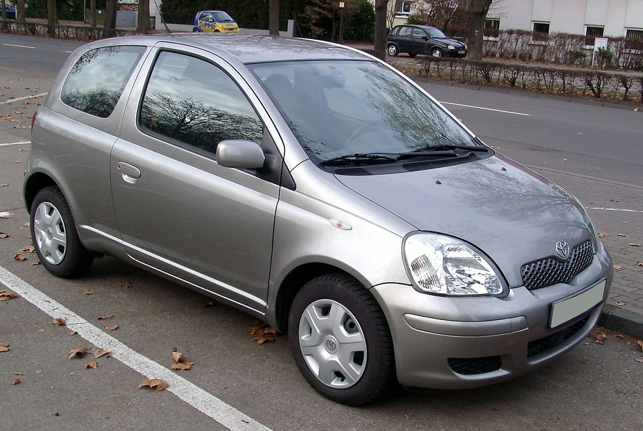 2005 toyota yaris p1 pictures information and specs auto. Black Bedroom Furniture Sets. Home Design Ideas
