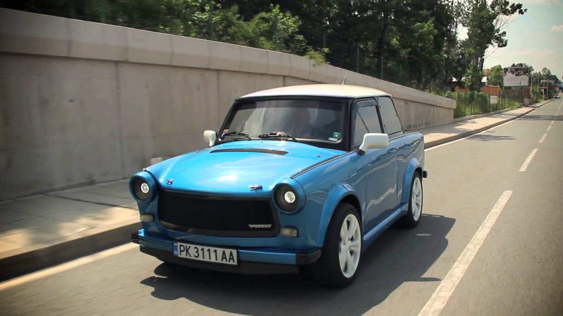 Pictures of trabant #12